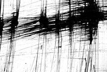 INK STROKES & DRAWINGS