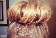 Hair {updo}