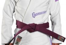Gameness Violet, Pink, and Blue Female Pearl Gi / New for the Female Pearl Gi. The Gameness Pearl Gi defines the new look of Gameness: simple and clean. The quality construction can be seen throughout the Gi with reinforcements in all the right places, making this a gi that will stand up to intense training for years. All Gis are not created equal, and you can feel the premium cotton used as soon as you put on the Female Pearl Gi. Comfortable and long-lasting, this gi has the right combination of style, functionality, and durability.