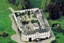 Castles in Scotland England and Ireland