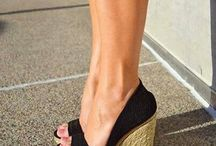 Heels and Shoes