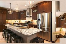 Distinctly Eclectic - Showplace Cabinets / Horizon and Concord Door Styles