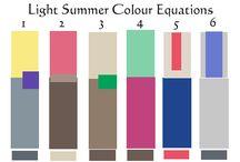 tinted light summer