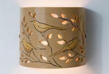 Stínítka na lampy, lucerny