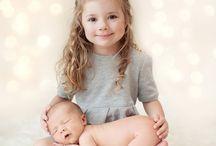 Сестра с малышом