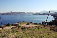 Aegean Coast Road Trip / 3 days and 1000 km by car! #roadtrip #turkey #adventure #aegean #coast #blogtroterzy #travel