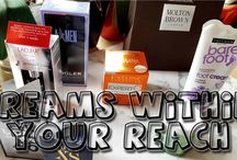 UK face and body creams