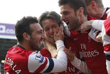 Rosicky goal against West Brom