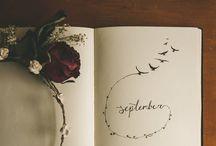 diary ideas