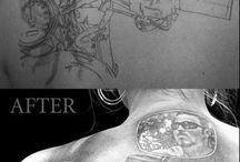 harley davidson sleeve tattoos