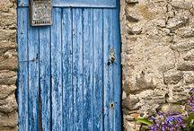 Côte portes et fenêtres / Photos sur les portes et fenêtres de charme