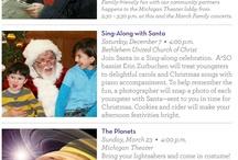 Ann Arbor Area Performances for Kids / Musical and theatrical performances for kids/families in the Ann Arbor area
