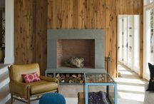INTERIORS // Fireplaces / Fireplaces, Fire surrounds and all round burning stuff