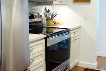 kitchen ideas / maximising space