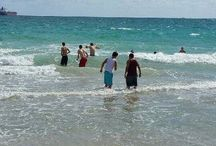 Beach Trips / Pics of our #teens going on trips to #Fortlauderdalebeach