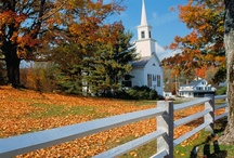 New England / by Cathy Edstrom