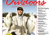 Fishing in southern Wisconsin / This page is to help you with the fishing 411 in Green county Wisconsin.