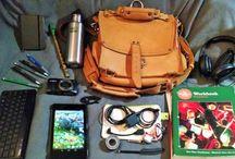 Backpacks and Study Tips