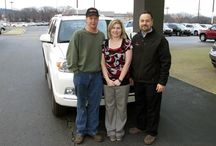 Happy Phil Wright Toyota Customers!