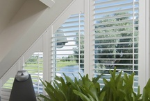 Trapezoid blinds