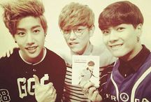 Korean Idol selca