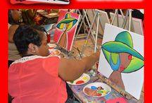 BYOB Painting Art Classes Atlanta