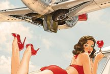Classic pin-up!