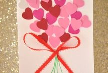 Valentines kids crafts