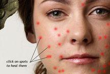 Skin care / by Serena Michelle