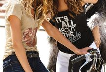 Behati and candis
