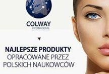 Colway / REWOLUCJA ZDROWIA, PIĘKNA i BIZNESU  KOLAGENY NATYWNE , HYDRO, ANTI AGE, NATURAL, BABY CARE, HOME CARE, SUPLEMENTY