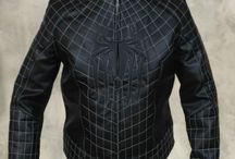 Spiderman Leather Jacket / Quality replica Spiderman Leather Jackets : http://www.theleatherfactory.co.uk/Spiderman