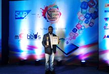 "Shrinivas Ayyar Wins Digital Marketing Award  / Shrinivas Ayyar from Hyderabad wins the 50 Best Digital Marketing Professionals Award, 2013     Shrinivas Ayyar, Director RBC Worldwide won the Best Digital Marketing Professional Award from CMO Council & World Brand Congress in the 2nd edition of ""50 BEST DIGITAL MARKETING PROFESSIONALS, 2013"" at the 3rd ""Mobile & Digital Marketing Summit 2013"" held at Taj Lands' End, Mumbai on 22nd October 2013. The theme of the Summit was ""Mobile & Digital Marketing: To the Future & Beyond""."