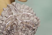 Ruffles , flowers and  lace