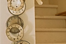 CLOCKS - tic toc and not / by Coreen Baxter