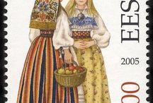 Estonia - Eesti Stamps