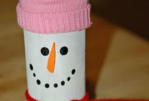 Christmas & Winter Crafts / Christmas & Winter crafts for families and kids.