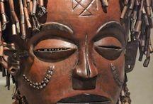 Chokwe Mask - Congo DRC