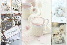 Winter in White/Cream