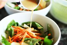 Salads and Salad Dressing Recipes
