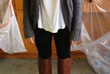 All Layered Up / A board dedicated to my obsession with #fashion layers! / by Heather Gjerde