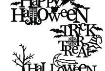 Halloween Yearly / Halloween themed mini album.