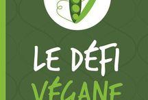 Défi  vegan