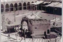 Mecca - Old pictures