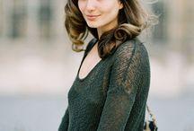 hair style / by Jennie  Lyn Juliano
