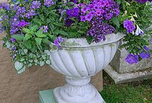 Urn interesting / To beautify flower urn would be nice to wear.