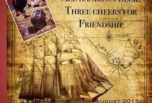 August 2015: All Hands on Deck: Three Cheers for Friendship / Avast, me hearties, chart a course for friendship, social/pragmatic skills and more this fall...http://animoto.com/play/iiztDLxqfVdo83WO29E1cw