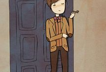 It's just the Doctor / by Eliza Cant