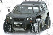 4x4 Araçlar / 4x4 jeep