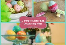 Easter / Enjoy this board as a resource for anything Easter - food, decor, crafts, and more.